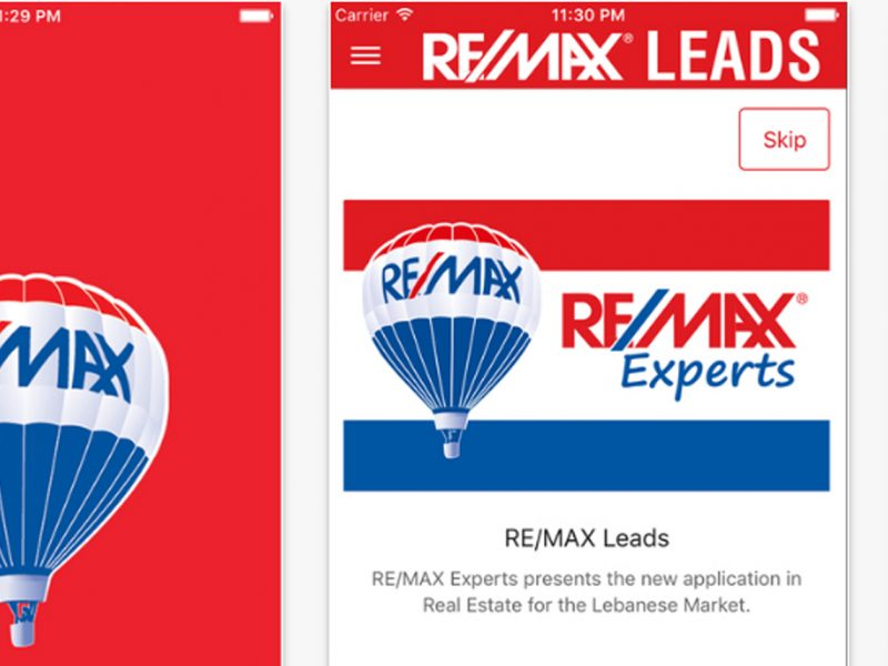 THALES IT - Réalisation sites Internet - Remax Leads