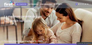 THALES IT - Réalisation sites Internet - Firstcaution SA