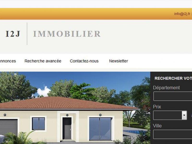 THALES IT - Réalisation sites Internet - Agence WEB - I2J
