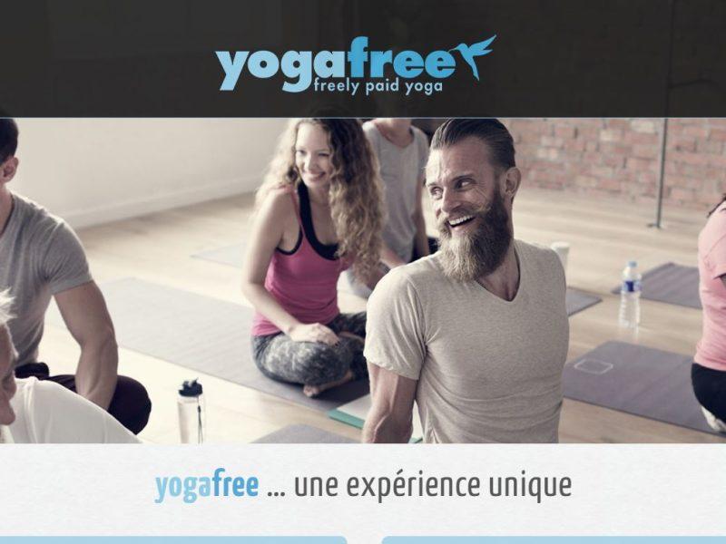 THALES IT - Réalisation sites Internet - YogaFree