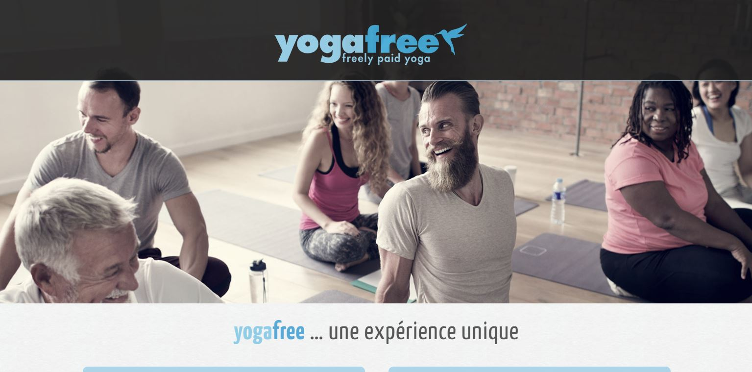 THALES IT - Réalisation sites Internet - YogaFree