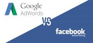 Facebook Ads vs. Google Adwords : Quel est le meilleur pour votre entreprise ?