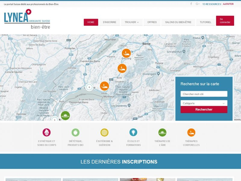 THALES IT - Réalisation sites Internet - Agence WEB