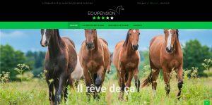 THALES IT - Réalisation sites Internet - Equipension