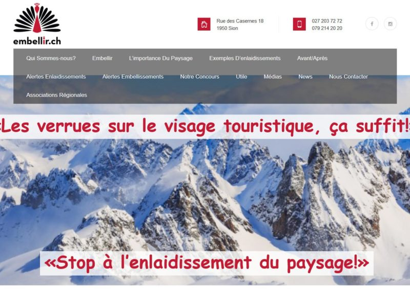 THALES IT - Réalisation sites Internet - Agence WEB - Embellir