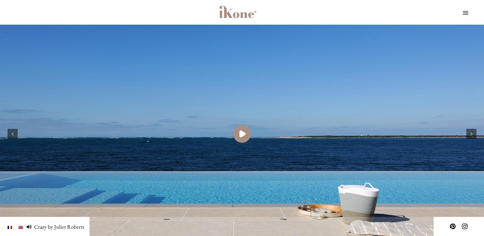 THALES IT - Réalisation sites Internet - Agence WEB - Ikone
